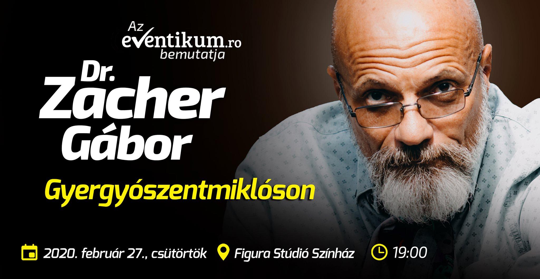 Dr. Zacher Gábor: Betépett álmodozók